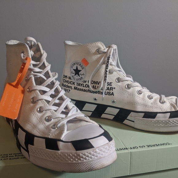 chaussure converse off white